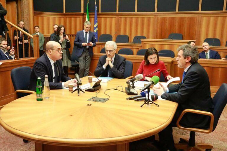 Treno Pescara-Roma: firmata la convenzione per collegamento veloce VIDEO