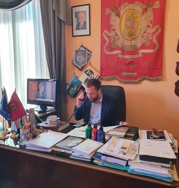 """Giulianova, nuovo asfalto sulla Nazionale. Il sindaco Costantini: """"Impegno rispettato coi cittadini"""" NOSTRA INTERVISTA"""