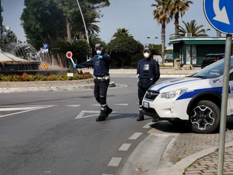 Tortoreto, polizia locale: tra armamento e carenza di stagionali