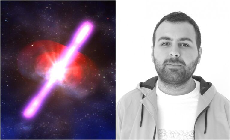 L'Aquila, ricercatore GSSI aiuta a svelare il mistero dei Gamma Ray Burst (emissione dei Lampi dei raggi Gamma)