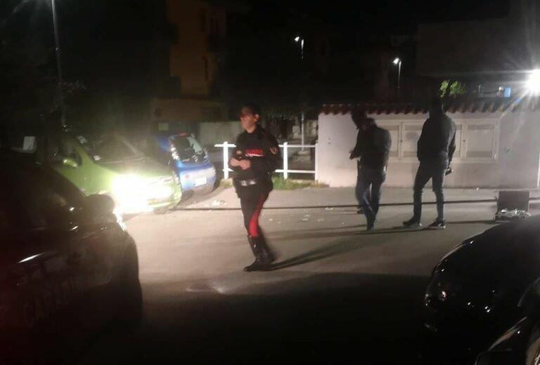 Montesilvano, forte esplosione in via D'Agnese: sospetto bomba carta-FOTO