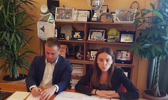Giulianova, lettera di Costantini e l'assessore Albani per l'ultimo giorno di scuola