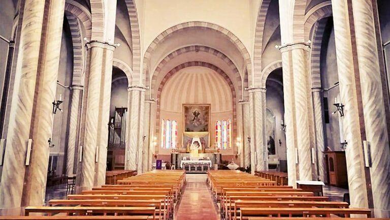 Silvi, la Parrocchia Santa Maria Assunta in diretta Facebook per le celebrazioni della Settimana Santa