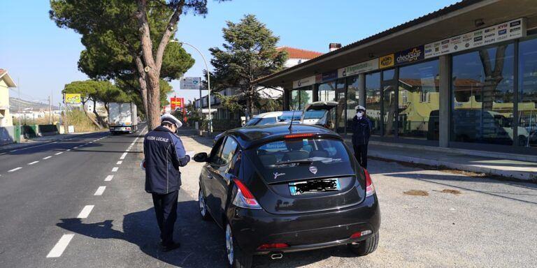 Coronavirus Abruzzo, screening per gli operatori della polizia locale: la richiesta