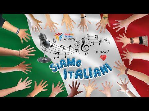 Alba Adriatica, Siamo Italiani: ecco il VIDEO del Piccolo Coro Amadeus
