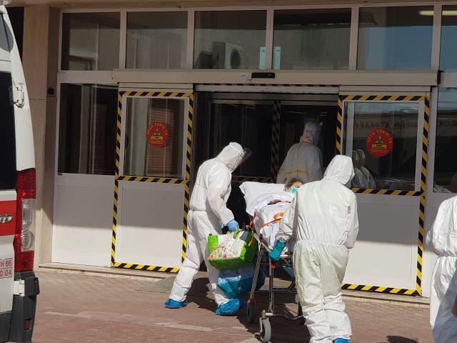 Primi pazienti al Covid Hospital di Atessa. E Schael ordina l'acquisto della Tac 64 strati