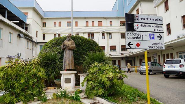 Covid Hospital Atessa, al via il reclutamento del personale. In arrivo Tac 64 strati