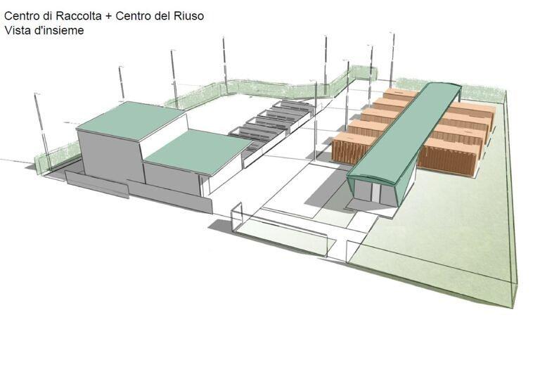 Roseto, le preccupazioni del M5S del centro raccolta rifiuti in una zona abitata e sportiva