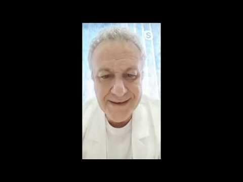 Coronavirus Abruzzo, Fazii: la discesa dei contagi sarà lenta VIDEO