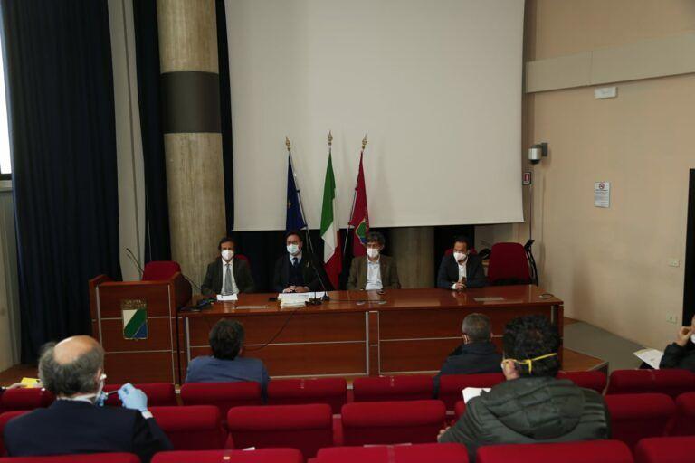 Covid19, fase due in Abruzzo: incontro con il mondo delle costruzioni VIDEO