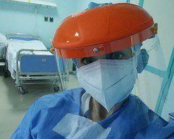 Teramo,  Laura: la giovane infermiera nel reparto Covid. L'intervista scelta dall'ONU