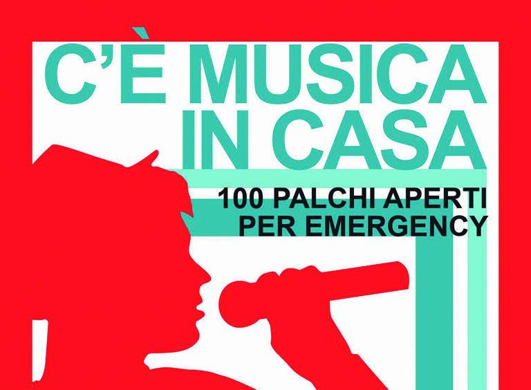 """""""C'è musica in casa"""", cantanti e musicisti per Emergency: concerti anche da Teramo"""