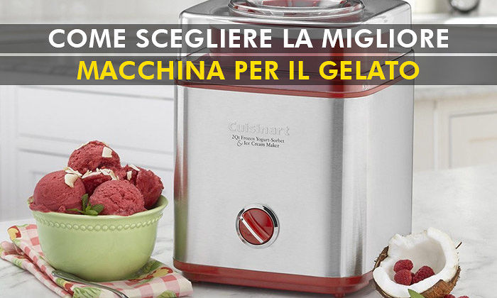 macchina per gelato