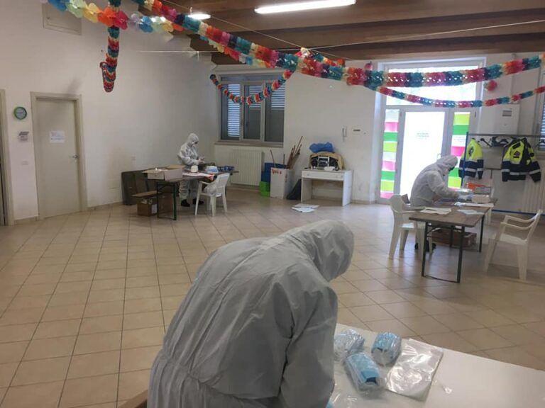 Civitella del Tronto, il Comune acquista mascherine per distribuirle alla popolazione