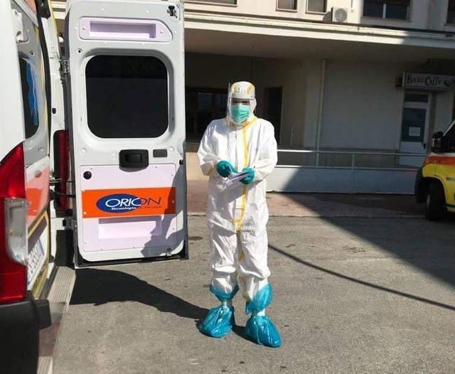 Ospedale Atessa, Taglieri: 'Personale senza dpi adeguati e con aree a rischio contaminazione'
