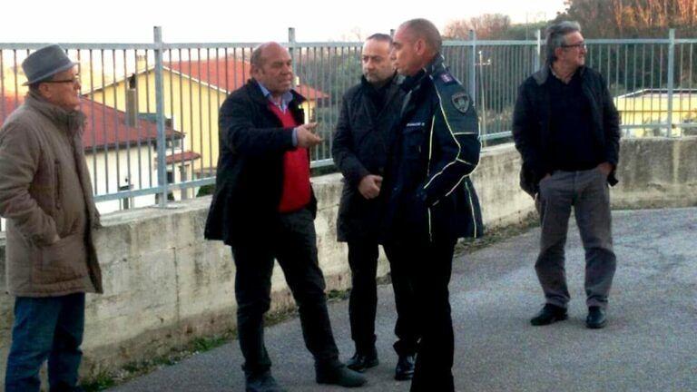 Spoltore: 1 milione di euro per la frana di Caprara
