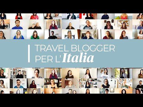 Travel blogger per l'Italia: progetto per rilanciare il turismo e raccolta fondi per l'emergenza VIDEO