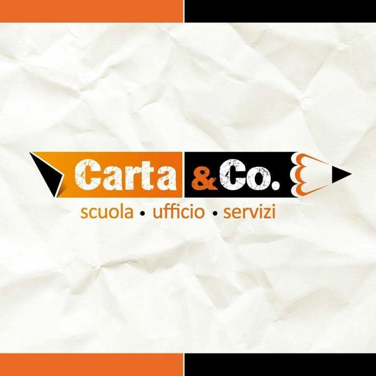 La CARTOLERIA CARTA & CO è tornata operativa al 100% in totale sicurezza. Affrettati e non lasciarti scappare le tante novità!