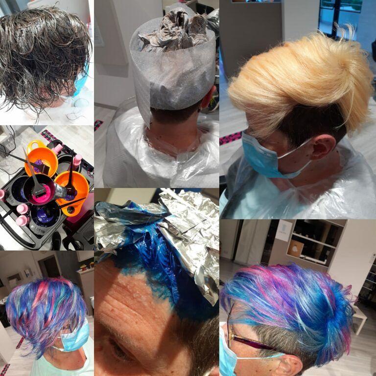 ELisa Hair Style, un mix di colori per un look primaverile!
