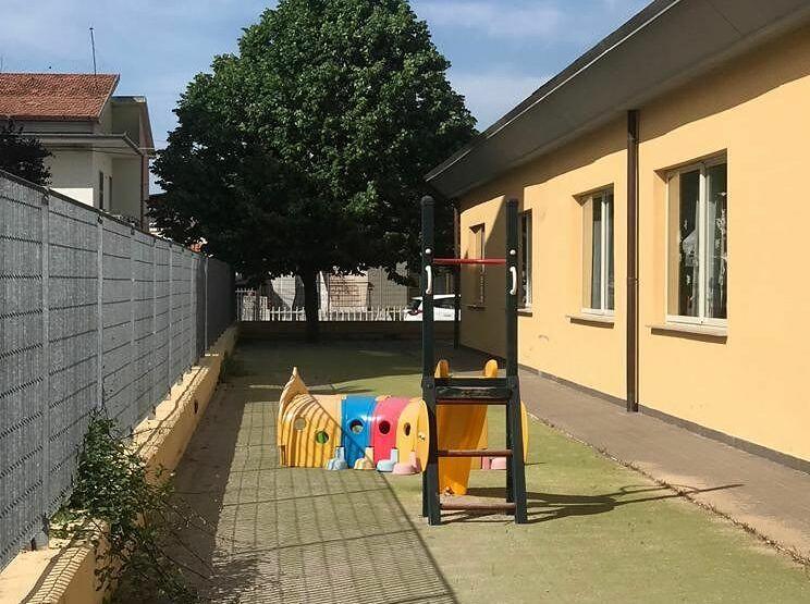 Montesilvano, cortile più bello e sicuro per la scuola di Fonte dell'Olmo