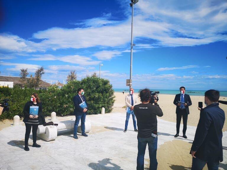 Fase due, le proposte di Fratelli d'Italia per la riapertura della spiagge in Abruzzo VIDEO