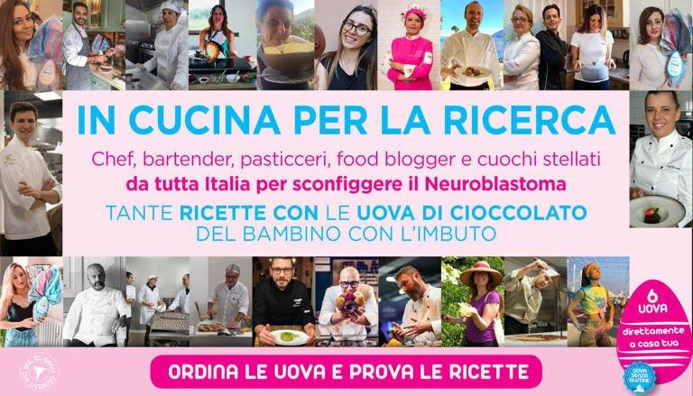 In cucina per la ricerca contro il neuroblastoma: tra le food blogger anche due teramane
