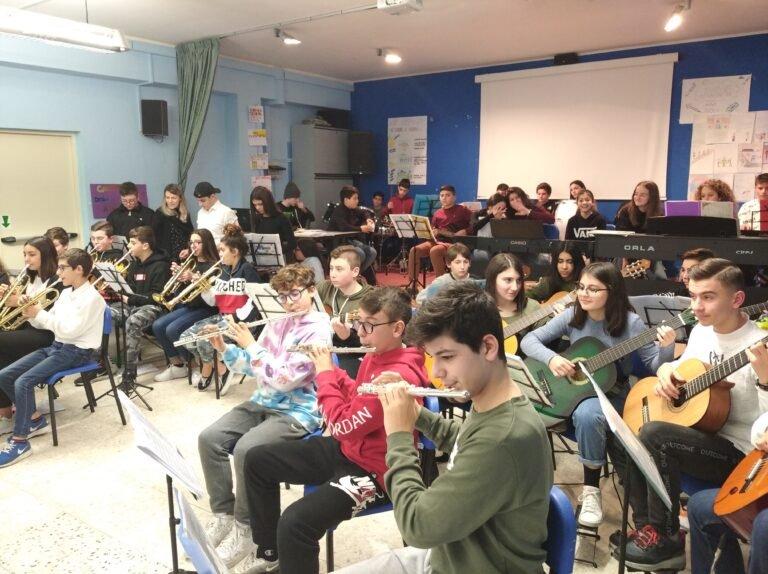 L'Istituto Comprensivo Roseto2 alla Settimana Nazionale della Musica del MIUR