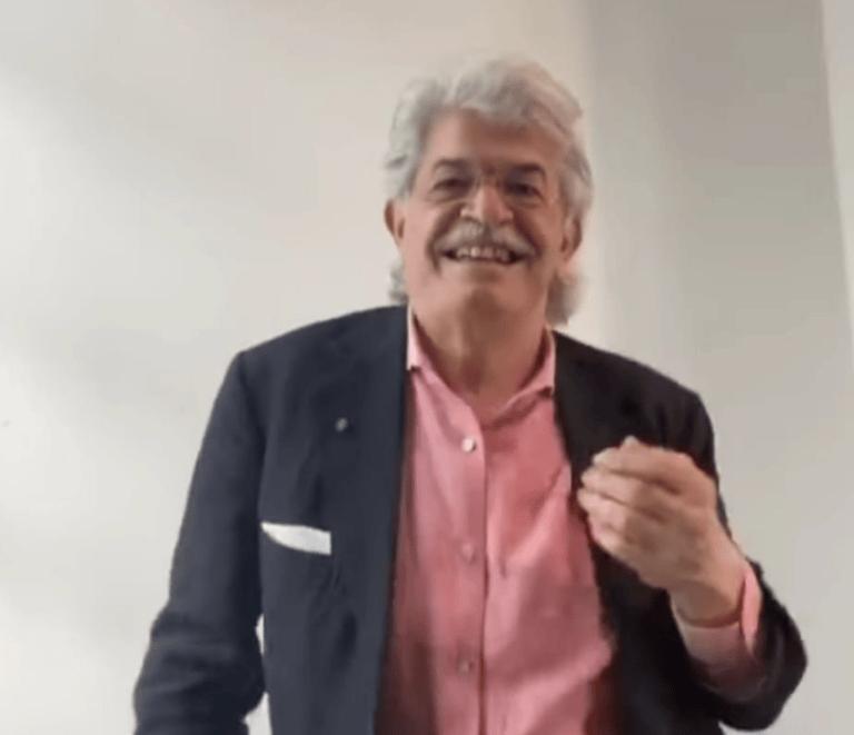 Antonio Razzi fa il suo debutto su Tik Tok VIDEO