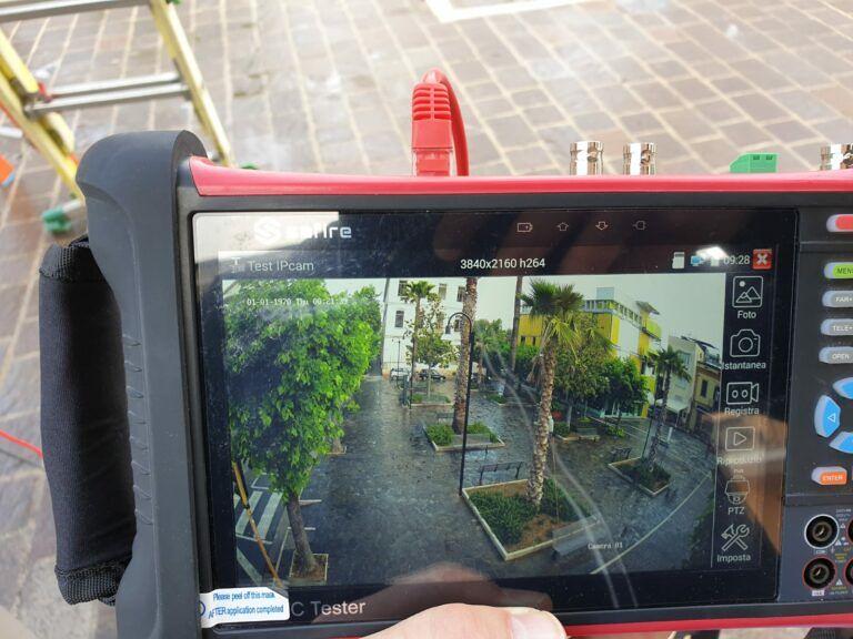 Giulianova, ampliamento del sistema di videosorveglianza: 'entro l'estate oltre cento telecamere'