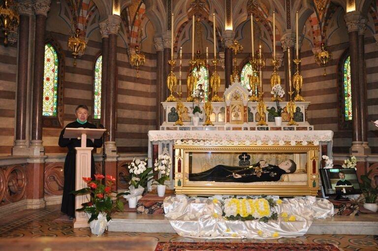Inizia l'Anno giubilare per il centenario della canonizzazione di San Gabriele