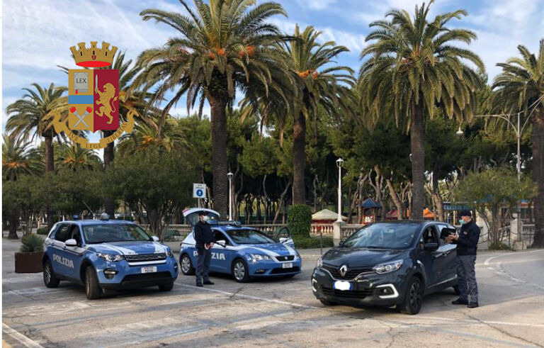 Spostamenti non autorizzati dall'Abruzzo verso le Marche: tre multe sul ponte del Tronto