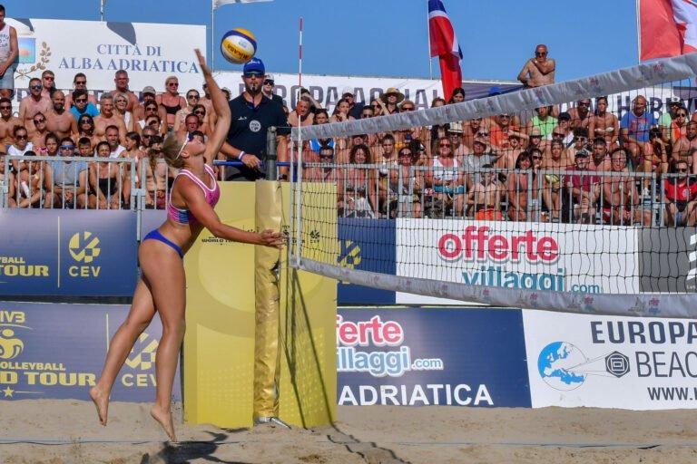 Covid19, Alba Adriatica rinuncia alla tappa del World Tour1 di beach volley