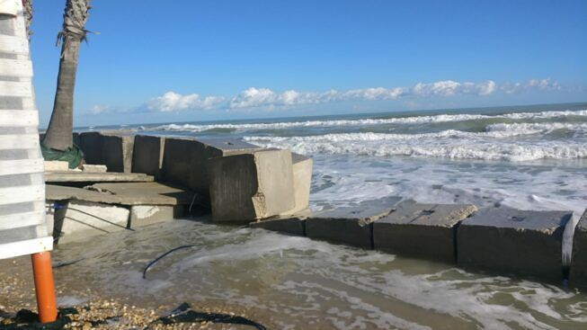 Dalla Regione 1 milione di euro per gli chalet danneggiati dalla mareggiata di novembre
