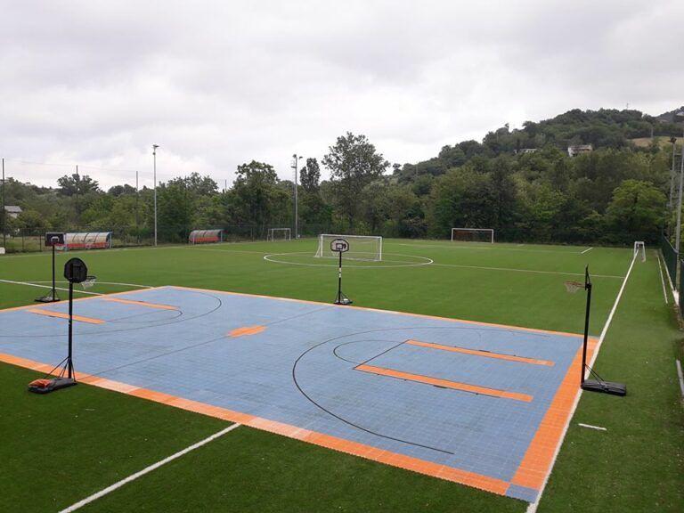 L'Asd Basketball Teramo riapre i cancelli del campo della Cona in attesa del centro estivo