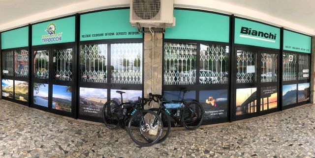 Francavilla, apre la Ciclostazione dei Trabocchi