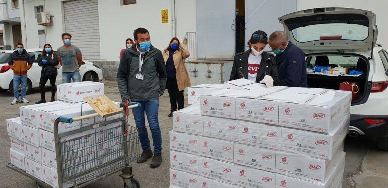 Roseto, triplicato il numero delle famiglie in difficoltà. E dall'Olanda arrivano aiuta NOSTRO SERVIZIO