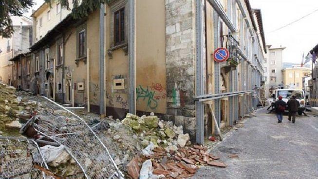 Ricostruzione sisma 2009: via libera dal Cipe a 90milioni per il cratere