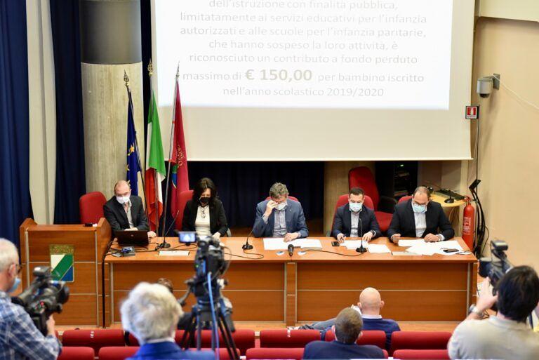 Cura Abruzzo2: tutti i provvedimenti finanziari della Regione per l'emergenza Covid VIDEO