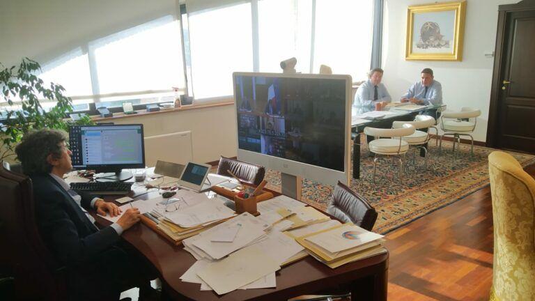 Abruzzo, Marsilio scrive al Ministro Provenzano per l'istituzione della ZES