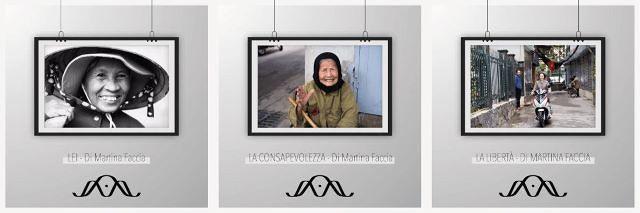 La multimedia designer francavillese Martina Faccia raccoglie fondi per l'associazione Fabbrica dell'Esperienza