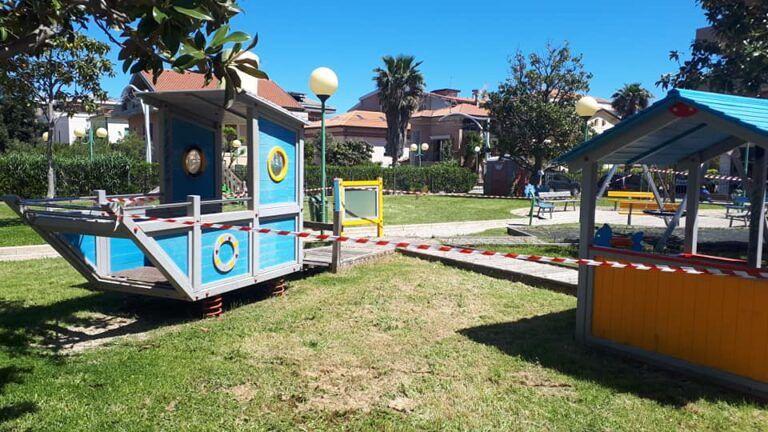 Fase 2: a Pescara riaperti 17 parchi pubblici