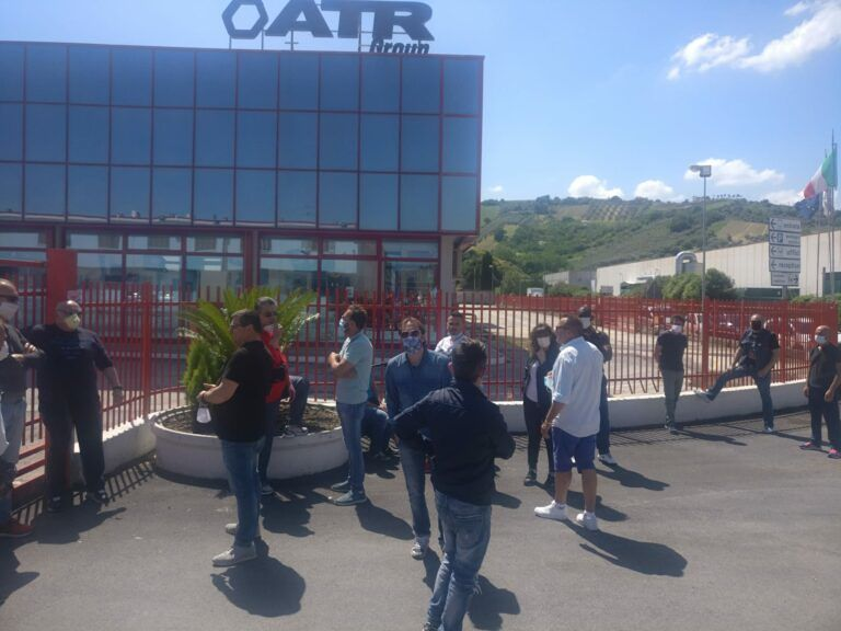 """Colonnella, situazione """"esplosiva"""" all'ATR: i sindacati chiedono l'intervento del prefetto"""