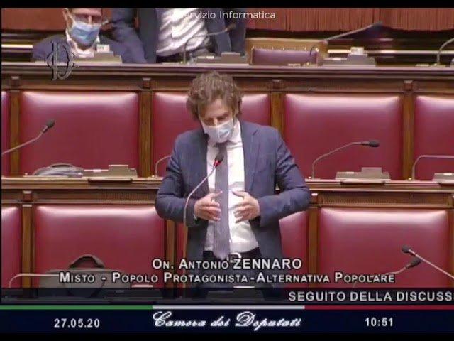 Decreto liquidità, Zennaro: senza fondo perduto l'indebitamento non può essere la strada per le imprese VIDEO