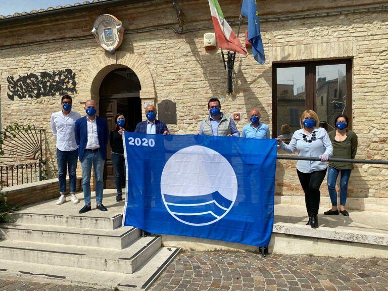 Tortoreto resta la spiaggia dei record: Bandiera Blu (n.24) per tutto il litorale FOTO