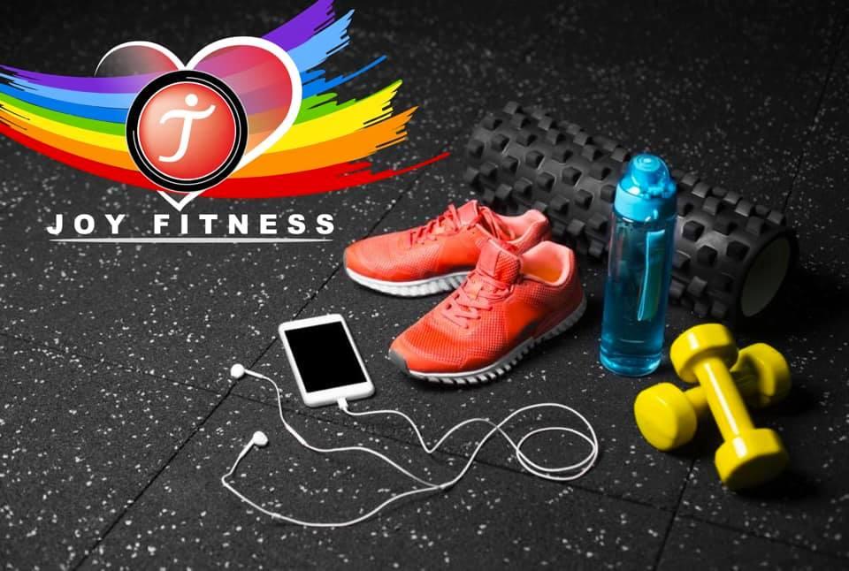 La palestra Joy Fitness è tornata con tantissime novità: dalla comodissima App, alla possibilità di allenarsi al Parco!