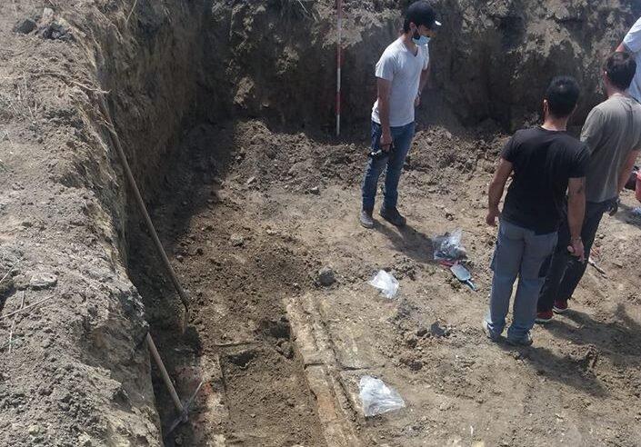 Pescara, un'altra tomba sotto il Rampigna: parte la petizione per un parco archeologico