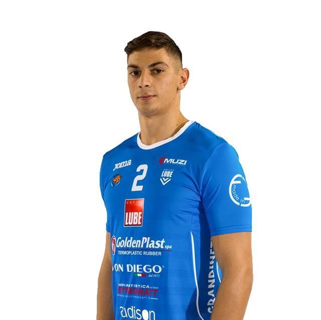 Volley: alla Pineto Volley arriva il centrale Stefano Trillini