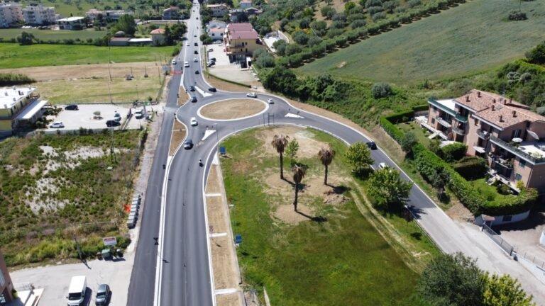 Rotatorie sulle strade abruzzesi: Anas investe 20 milioni di euro. Gli interventi