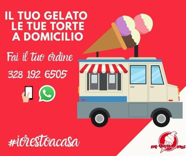 Voglia di gelato, torte e granite siciliane? Fatti un regalo con ME GUSTA MAS