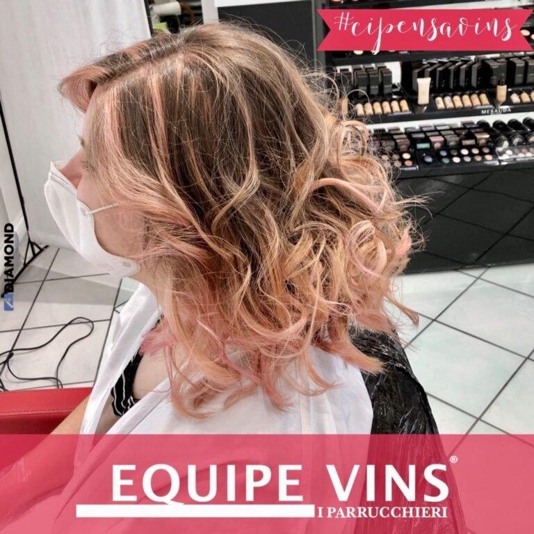 EQUIPE VINS, un tocco di stile ai tuoi capelli!